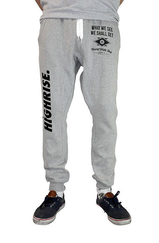 Go Getter Jogger Sweatpants(Grey)