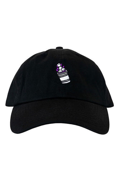 Lean Cup Dad Hat(black)