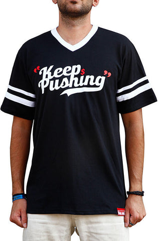 Keep Pushing T-Shirt