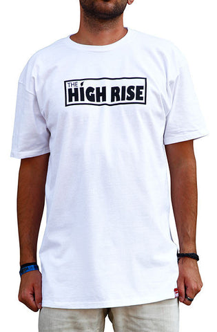 High Rise Bar Logo T-Shirt