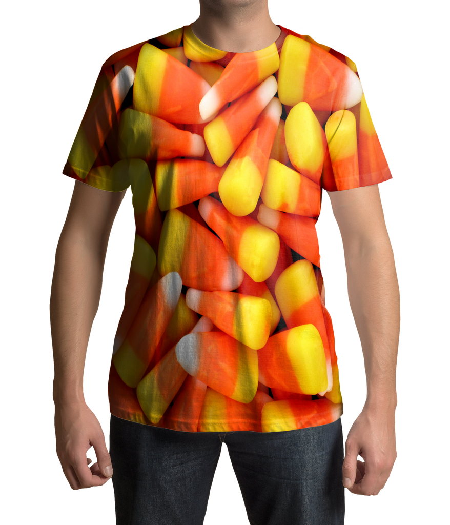 Candy Corn T Shirt