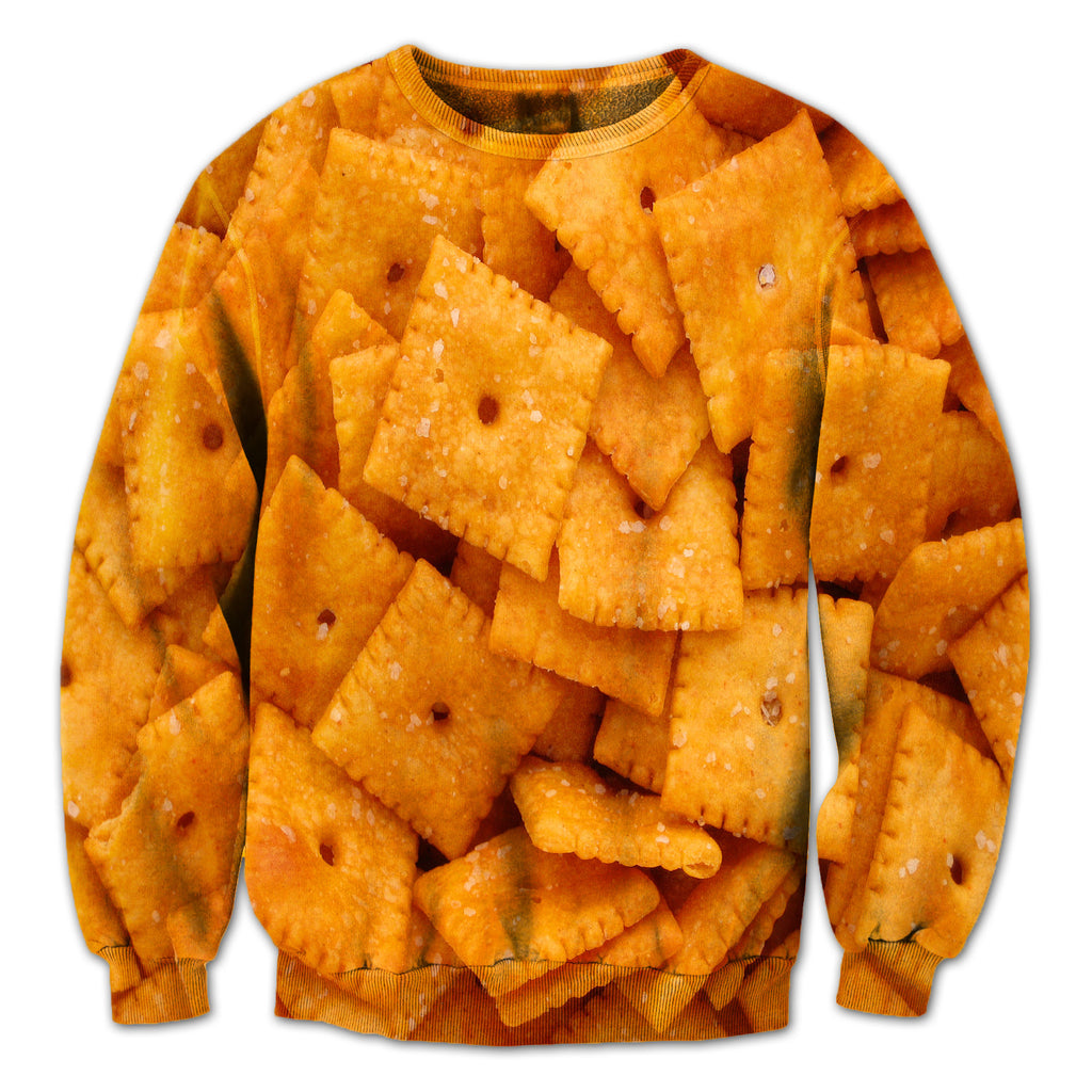 Cheez Its Crewneck