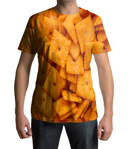 Cheez Its T Shirt