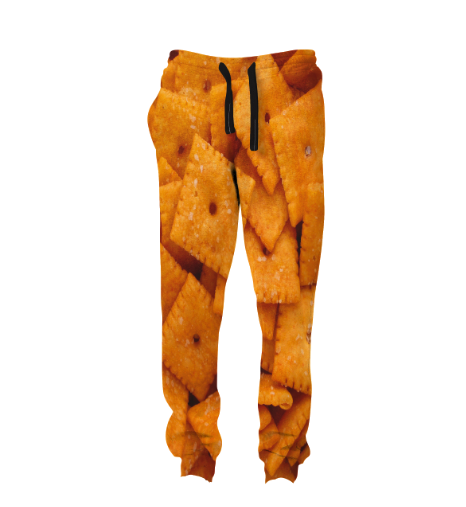 Cheez Its Joggers