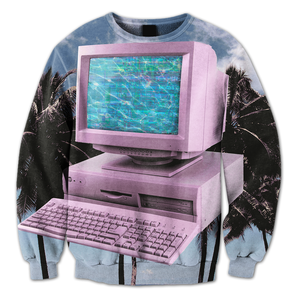 CPU Beams Crewneck