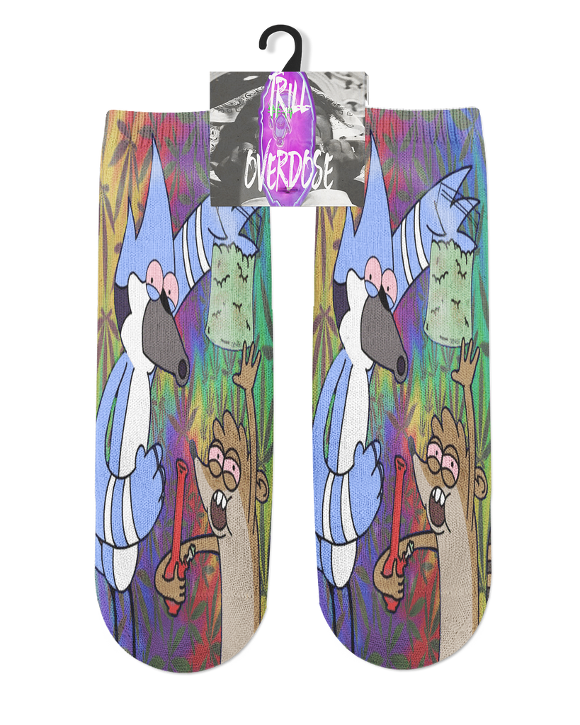 Regular Show Socks