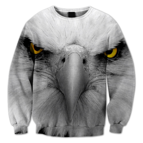 Bald Eagle Crewneck