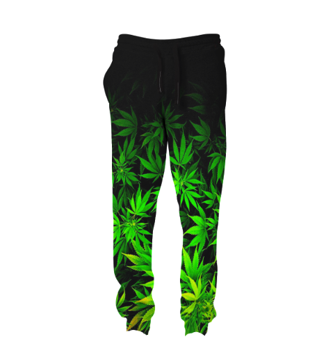 Faded Leaves Joggers