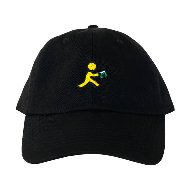 America On Deck Dad Hat (Black)