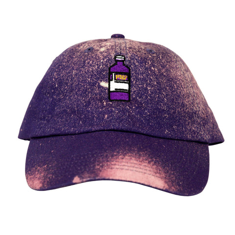 Purple Speckled Lean Dad Hat