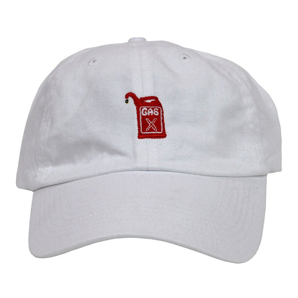 GAS Dad Hat (white)