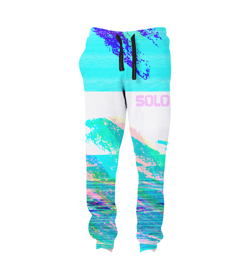 Wave x Jazz Cup Joggers