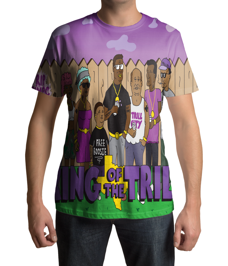 King Of The Trill T Shirt