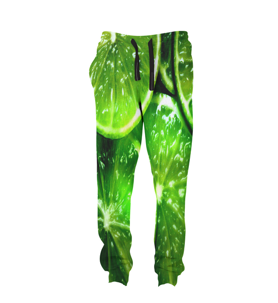 Lime Joggers