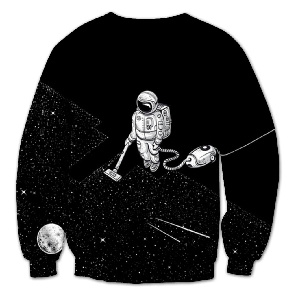 Lonley Space Crewneck