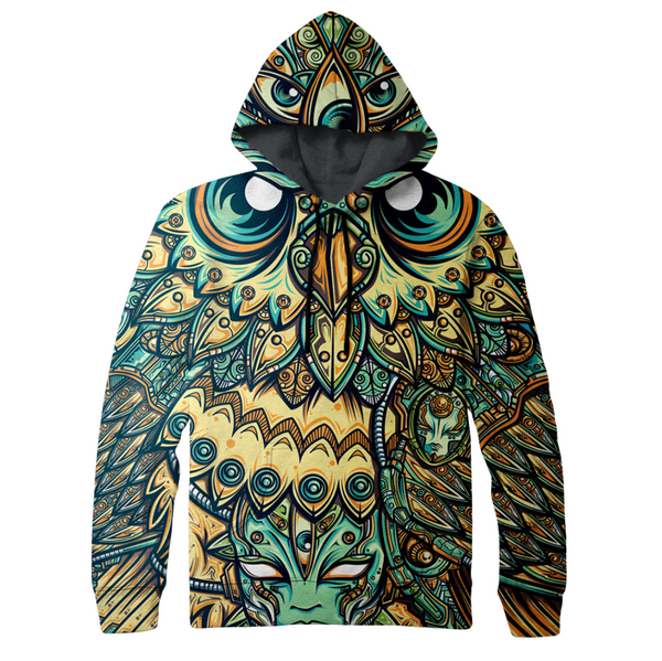 Owl Of The Night Hoodie