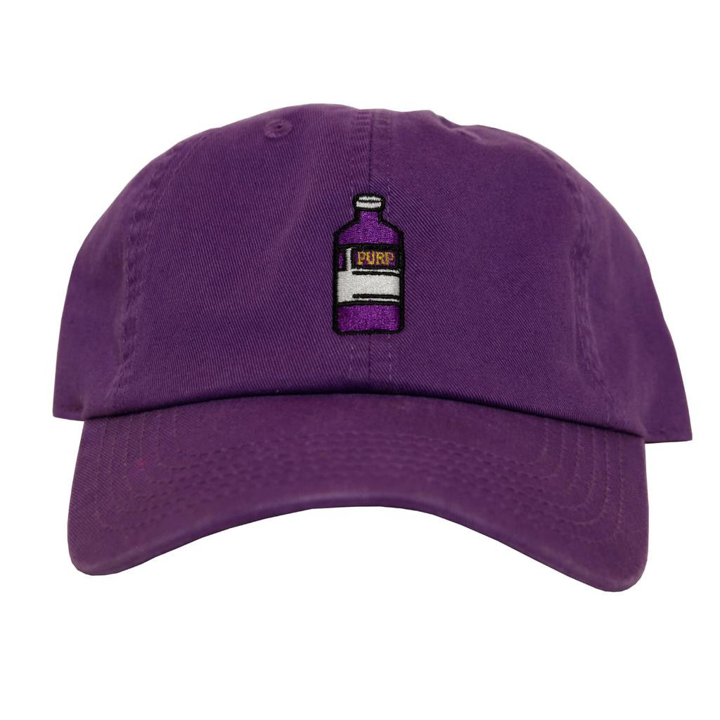 Purple Lean Dad Hat