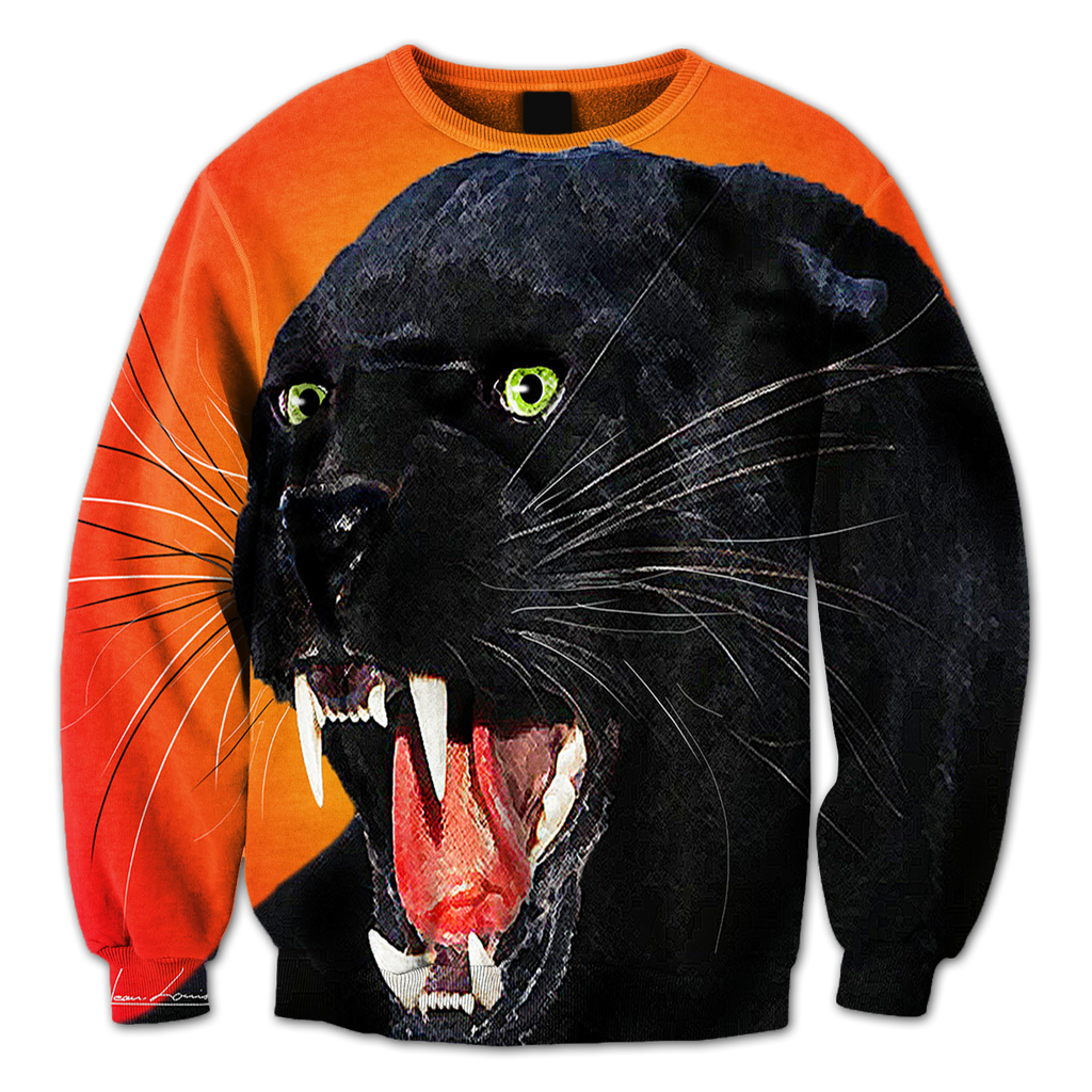 Black Panther Crewneck