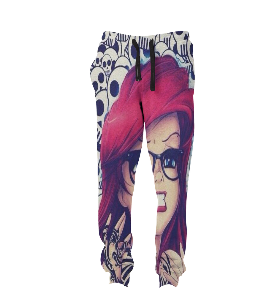 Little Mermaid Joggers