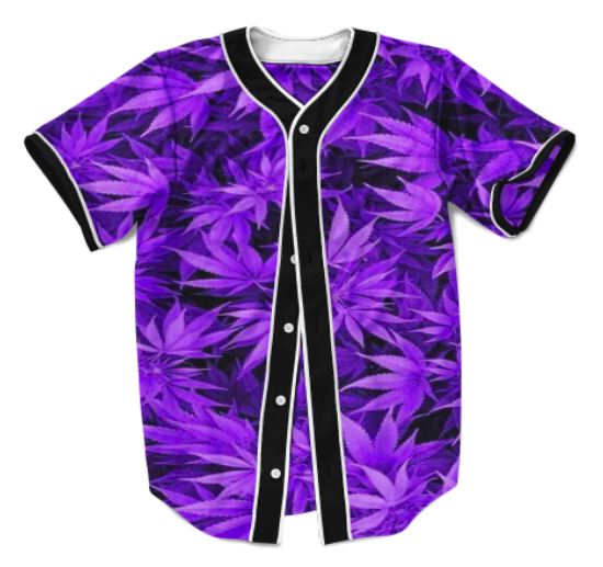 Purple Loud Jersey