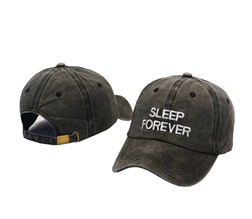 Sleep Dad Hat