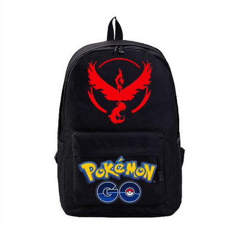 Pokemon Team Valor Bookbag