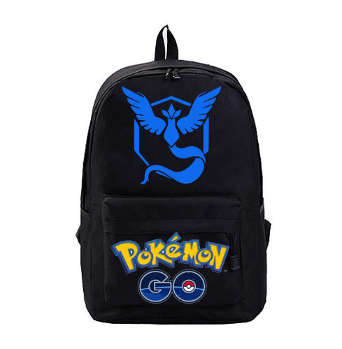 Pokemon Team Mystic Bookbag