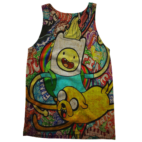Adventure Time Tanktop