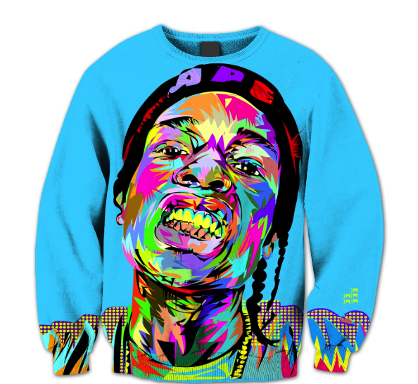 Retro Asap Crewneck