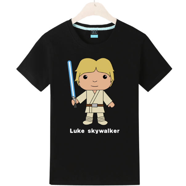 Luke Skywalker Cartoon Tee