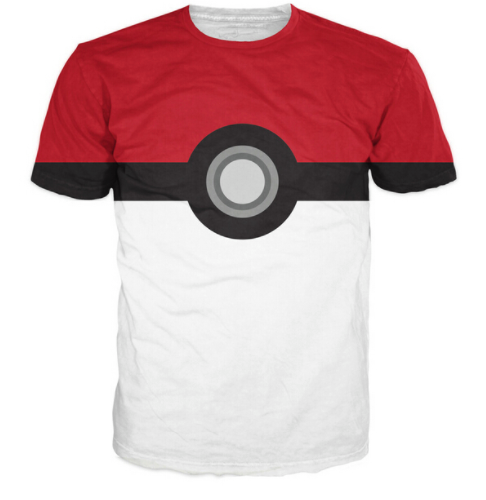 Pokeball T Shirt