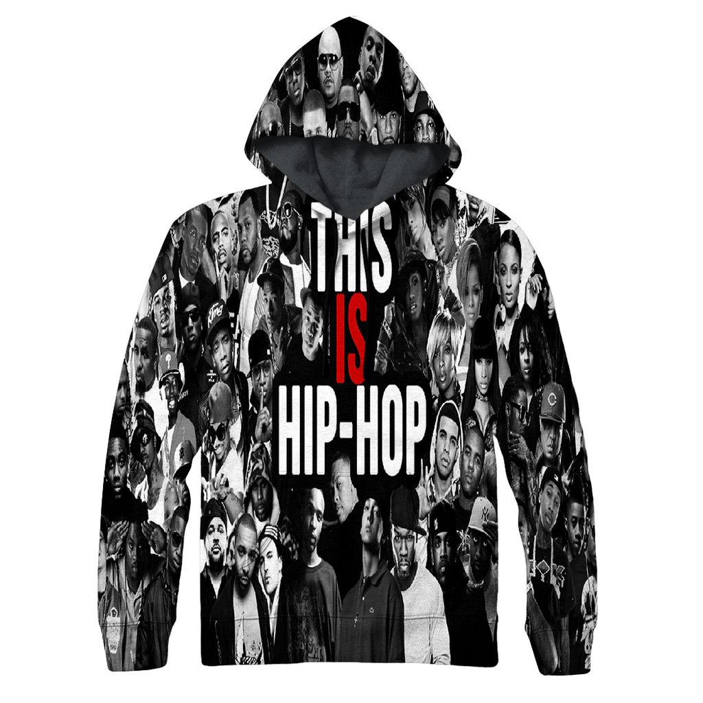 This Is Hip Hop Hoodie