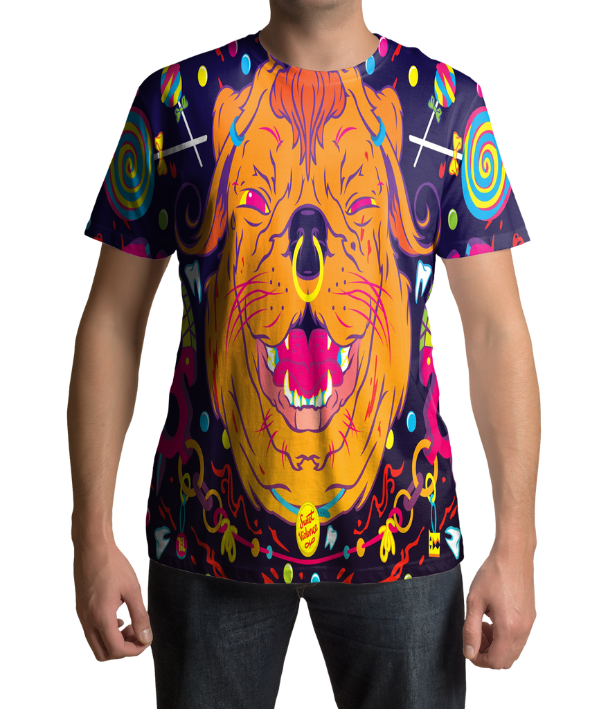 Trippy Sweets T Shirt