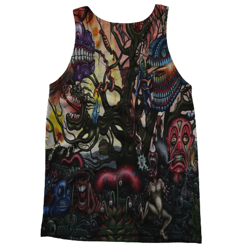 WTF Monster Tanktop