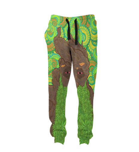 Weed God Joggers