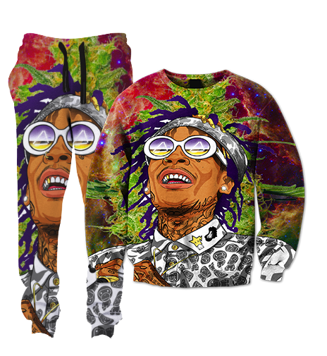 Wiz Khalifa High Tracksuit