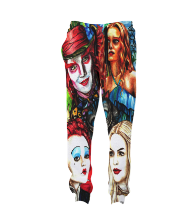 Alice and wonderland  Joggers