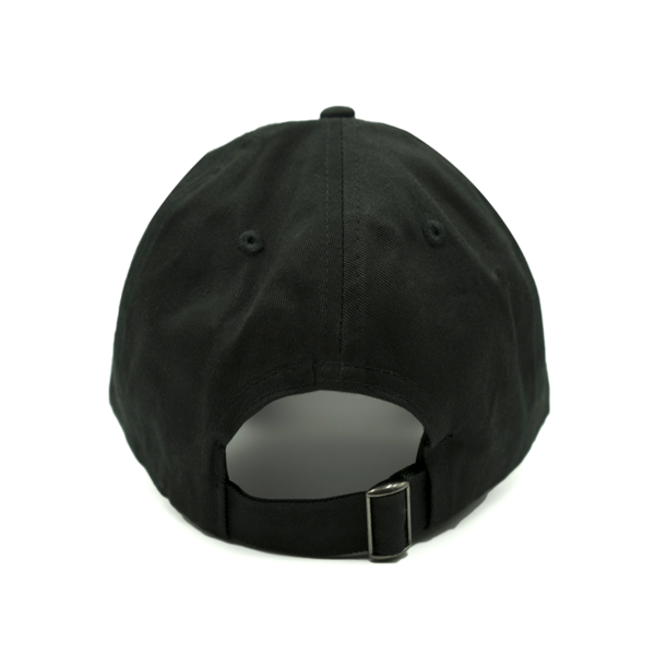 Virgin Mary Dad Hat - Black