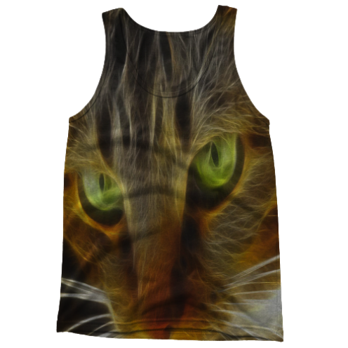 Cat Eyes Tanktop