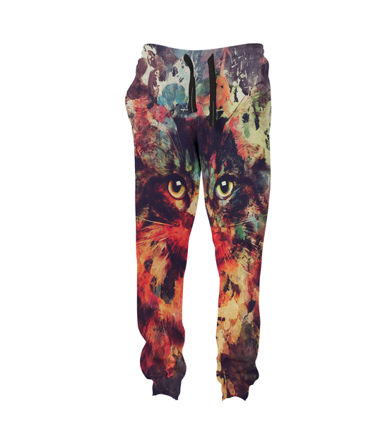 Cat Vibes Joggers