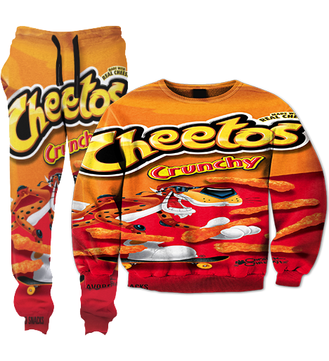 Cheetos Tracksuit