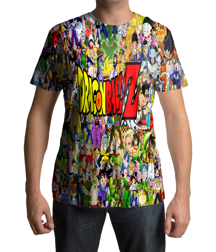 Dragon Ball Z  Tee