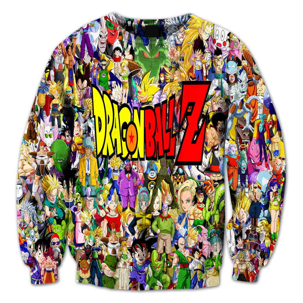 Dragon Ball Z Crewneck