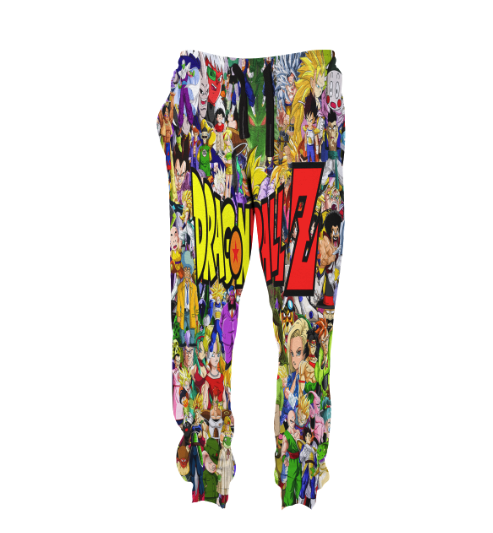 Dragon Ball Z Joggers