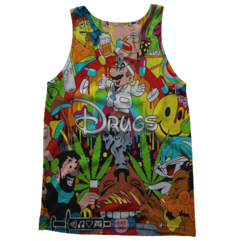 Drugs Tanktop