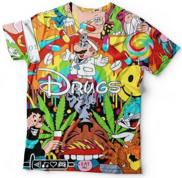 Drugs T Shirt