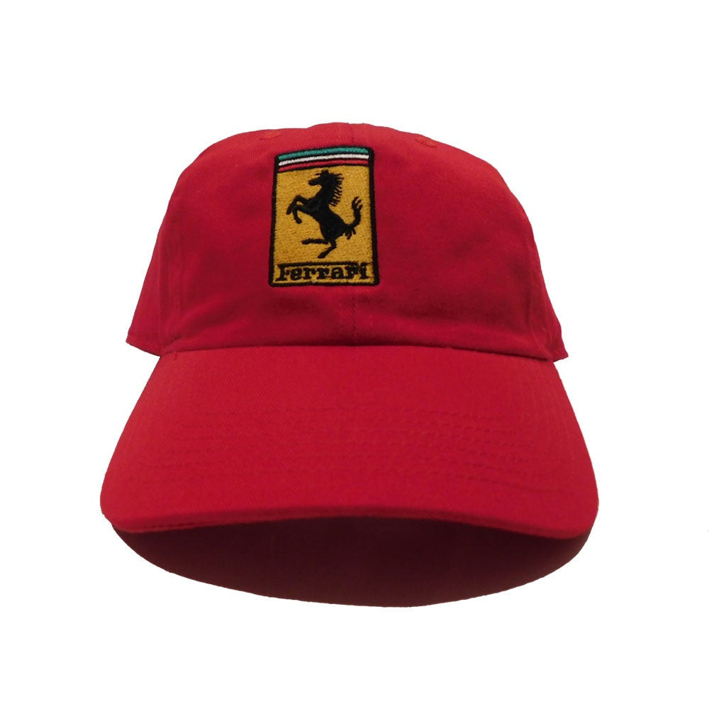 Ferrari Dad Hat