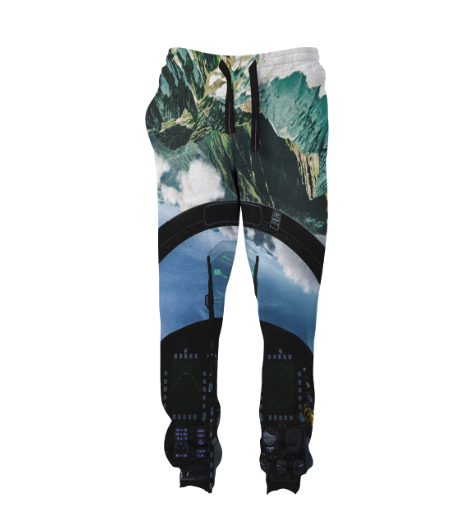 Fighter Jet Joggers