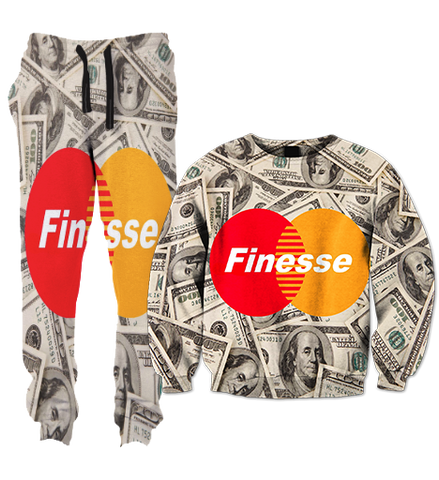 Finesse Tracksuit