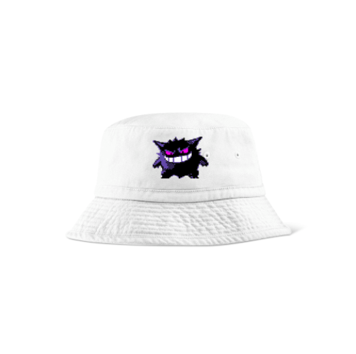 Purple Gengar Bucket Hat